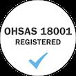 ISO 18001 Registered