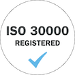 ISO 30000 Registered