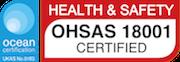 OHSAS 18001 Registered