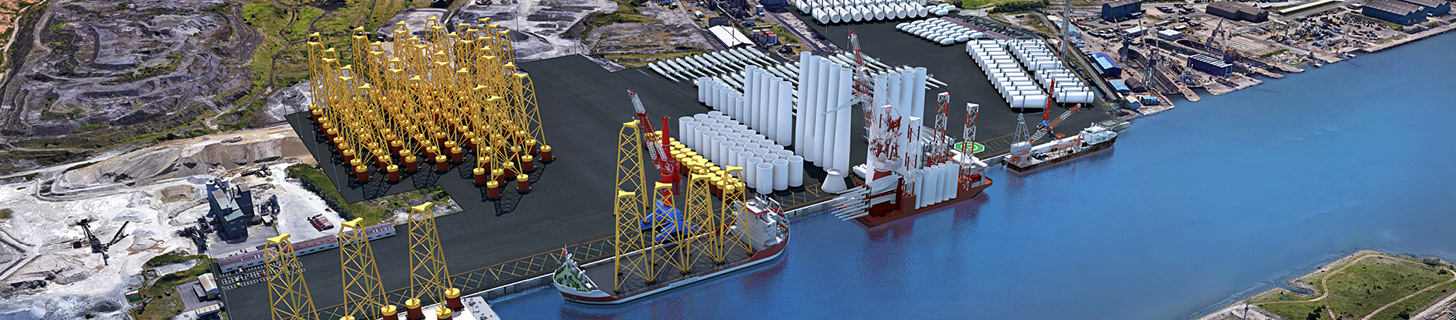 Able UK - Able South Bank Project Port Development