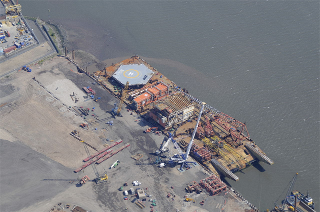 BP North West Hutton Decommissioning