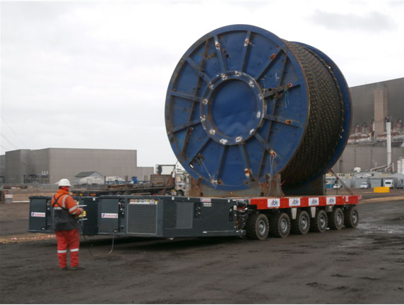 Offshore Cable Reels