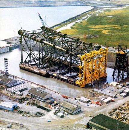 Dry Dock Capability
