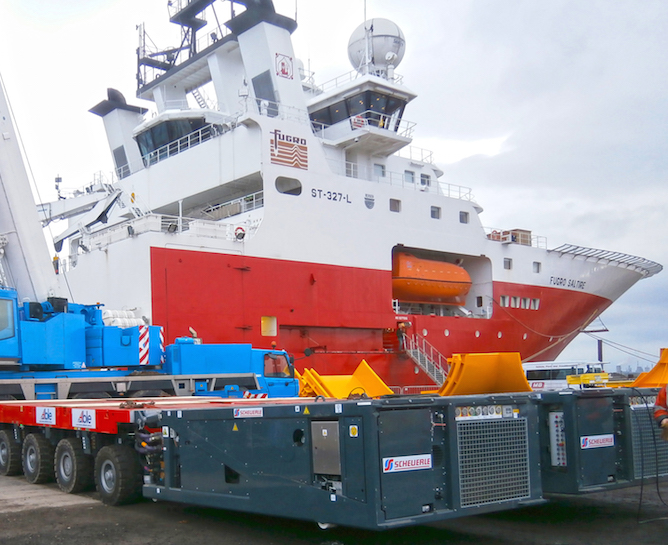 ABLE invests in Heavy Lift Capabilities