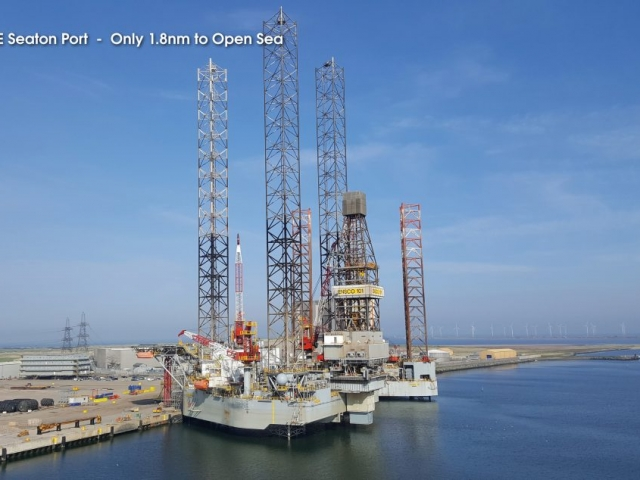 ASP - Only 1.8nm to Open Sea